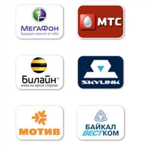 Операторы сотовой связи Чухломы