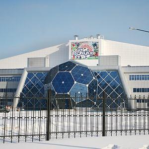 Спортивные комплексы Чухломы