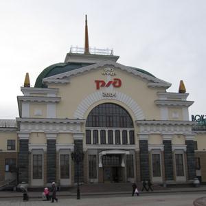 Железнодорожные вокзалы Чухломы